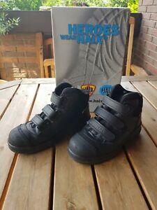 Haix Nevada Mid Gr. 37 Stiefel Schuhe Feuerwehr S3 Schuhe Worker Rettung
