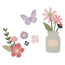 Sizzix Thinlits- Garden Florals set of 17 dies*** NEW***