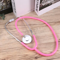 Pink Virtual Stethoscope Children Doctor Medical Doctors Playset Games Kids Toys