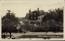 Kennebunkport ME The Arundel c1920 Real Photo Postcard #2