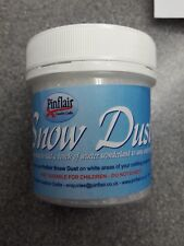 Pinflair - snow dust 100ml