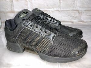 Mens ADIDAS Climacool 1 Clima Cool Triple Black Sneakers US 11.5 #21351