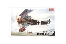 RODEN 601 1/32 Fokker Dr.I World War I