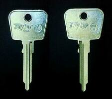Porsche Primary Blank Key A81L Or A81M Fits Some 911-912-914 From 1970-1981