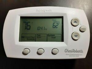 Honeywell TH6110D1021 FocusPro Programmable Digital Thermostat