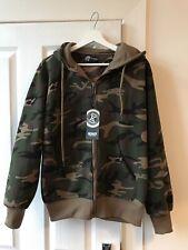 korex sweater jumper hoodie army militairy size M new BNWT
