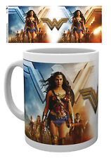 Wonder Woman Group Mug
