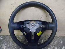 HYUNDAI GETZ CDX 2004 STEERING WHEEL IN DARK GREY