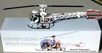 First Response / Corgi 1/43 Pennsylvania State Police PSP Bell 47 Helicopter