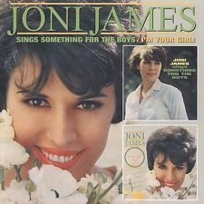 Something for the Boys/I'm Your Girl by Joni James (CD, Feb-2003, Collectors' Ch