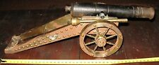 Cannone Napoleonico con affusto - inizio 900 - bellissimo è RARO