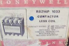 R8214P1033 HONEYWELL CONTACTOR LESS COIL