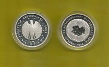"10 EURO Gedenkmünze 2003  "" FIFA Fußball-Weltmeisterschaft 2006 "" - PP -"