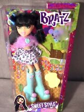 """Bratz Sweet Style Doll  """"Jade""""  With Fun Accessories Brand New in Box"""