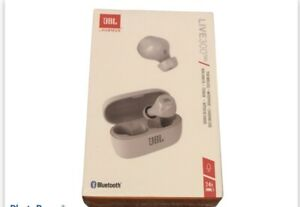 JBL Earbuds Wireless-white