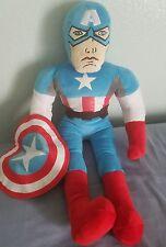 Marvel Avengers Captain America Plush Stuffed Animal Toy