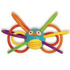 Manhattan Toy Zoo Winkel Owl Rattle and Sensory Teether