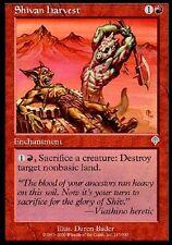 MTG Magic - (U) Invasion - Shivan Harvest - SP
