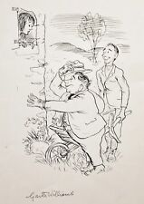 GARTH WILLIAMS~ LARGE STUNNING SIGNED ORIGINAL DRAWING ~ EVERY MONTH WAS MAY