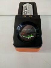 Philips SBC 110  tester per volt batterie vintage (RARO) FUNZIONANTE - TESTATO
