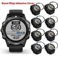Metall Uhr Lünette Ring Adhesive Cover Für Garmin Fenix 6 / Fenix 6 Pro Watch