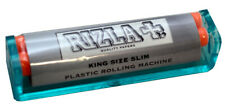 Rizla King Size 110mm Slim Plastic Cigarette Roller RYO Rolling Machine - 7406