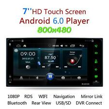 "7 "" Dual Core Android 6.0 GPS 2Din Car Stereo  MP5 Player WIFI BT Radio Best"
