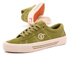 New Vans Saddle Sid Pro Lizard Green Sneakers Low-Top Skate Shoes 2020 Size 10.5