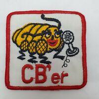C B Radio CB'er Embroidered Patch