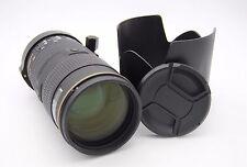 Nikon Af-Nikkor 80-200mm F/2.8D ed Zoom Lenti