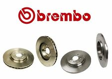 For Mercedes-Benz ML430 ML500 ML55 Amg Set of Front & Rear Disc Brake Rotors