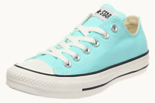 CONVERSE Light Aruba Aqua Blue CHUCK TAYLOR ALL STARS Shoes SNEAKERS 10 / 12 NEW