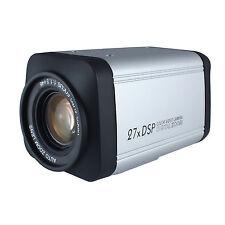 2MP HD-AHD 1920x1080P 27X Optical Zoom DigitalIR-CUT CCTVBox Camera