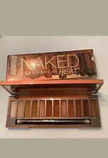 Urban Decay Naked Heat Eyeshadow Palette 💯Authentic.  NIB. Free Shipping.
