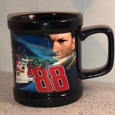 DALE EARNHARDT JR NATION 88 NASCAR RACING CAR COLLECTIBLE COFFEE MUG CUP IMPALA