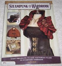 Steampunk Your Wardrobe: Easy Projects to Add Victorian Flair to Everyday Fashio