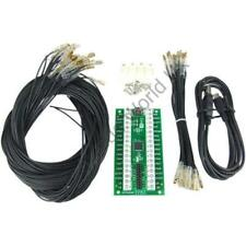 Ultimarc Latest Version IPAC 2 Keyboard Encoder & 4.8mm Wiring Kit - I-PAC 2