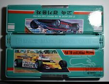 Vintage Pencil Case F-1 Argentina Grand Prix Collectible Children