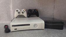 MICROSOFT XBOX 360 BIANCA LT3.0  + CONTROLLER E ACCESSORI FIFA 19 ENTRA E LEGGI