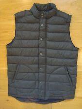 BNWOT MENS White Stuff Gilet Size Med KHAKI Lightweight Gilet Bodywarmer Waistco