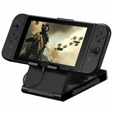 for Nintendo Switch Game Console Stand Holder Display Dock Portable Black AU