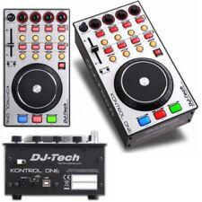Table de mixage Contrôleur Midi Dj-tech Kontrol One