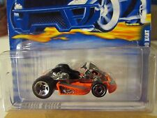 Hot Wheels Go Kart #141 Orange