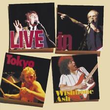 WISHBONE ASH - LIVE IN TOKYO   CD NEUF