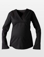 Designer Plus Size Maternity Blouse