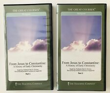 Great Courses From Jesus to Constantine History Christianity DVDs & Guidebooks