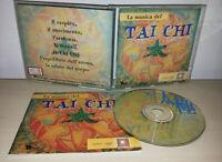 TAI CHI - LA MUSICA - CD