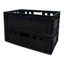 1 x Auflagendeckel E3 Abdeckung Deckel Farbe grau für EURO-Norm Kisten E1 E2