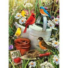 Full Drill Diy 5D Diamond Painting Bird Home Embroidery Decor Cross Stitch Kits