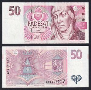 Cecoslovacchia 50 korun 1994 SPL/XF  C-07